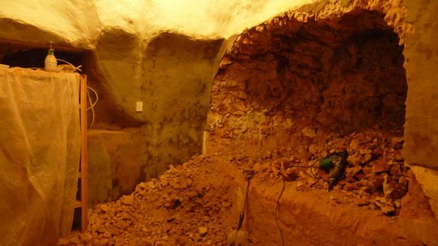 Maison sous terre en ce moment le vanuatu en t away for Maison container sous terre